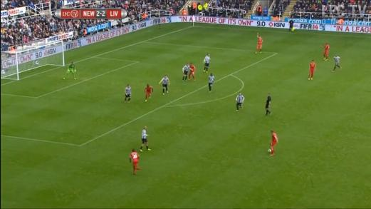 Newcastle Defending