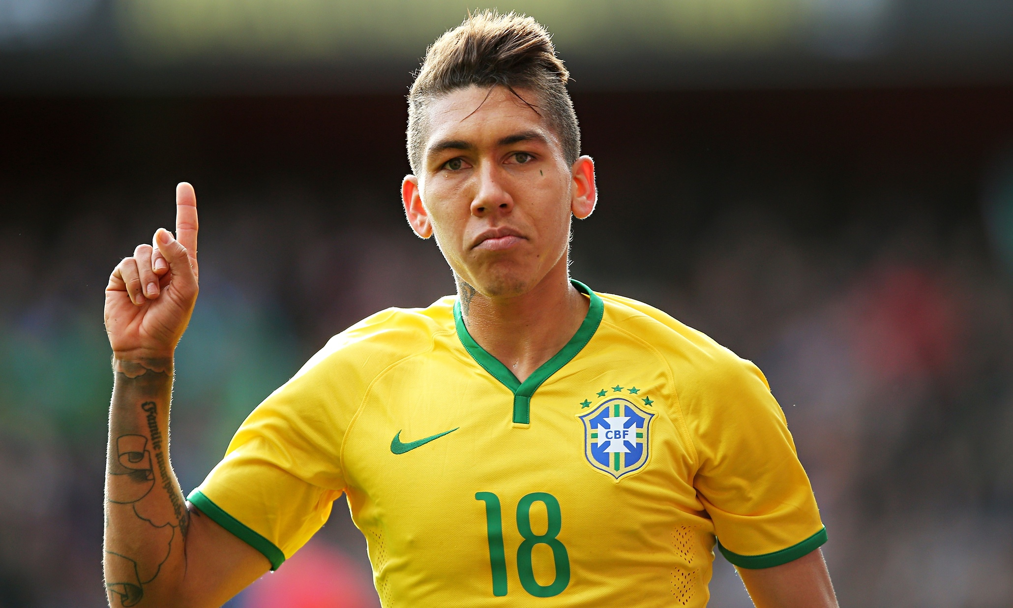 Roberto Firmino 2014 15 Stats Review